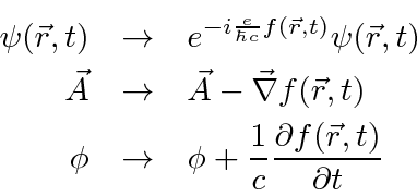 Local Phase Symmetry in Quantum Mechanics and the Gauge ...
