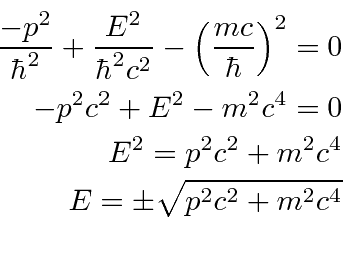 Solution of Dirac Equation for a Free Particle